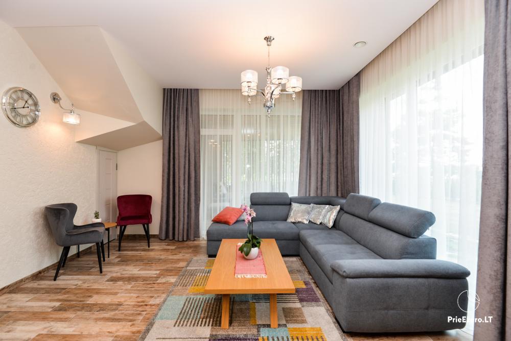 Druskininkų Šlaitas - apartamentai Druskininkuose, Šlaito g.15 - 15