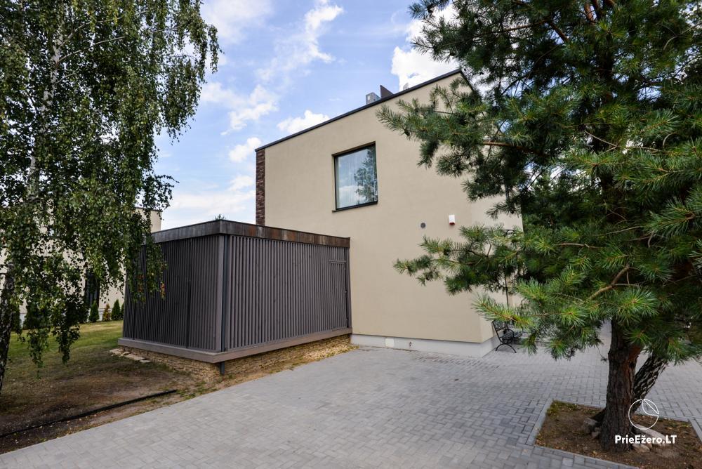Druskininkų Šlaitas - apartamentai Druskininkuose, Šlaito g.15 - 4