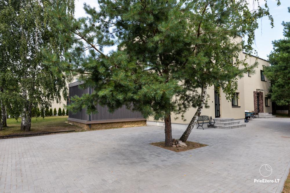 Druskininkų Šlaitas - apartamentai Druskininkuose, Šlaito g.15 - 3