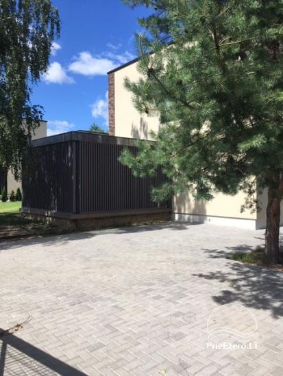 Druskininkų Šlaitas - apartamentai Druskininkuose, Šlaito g.15 - 44