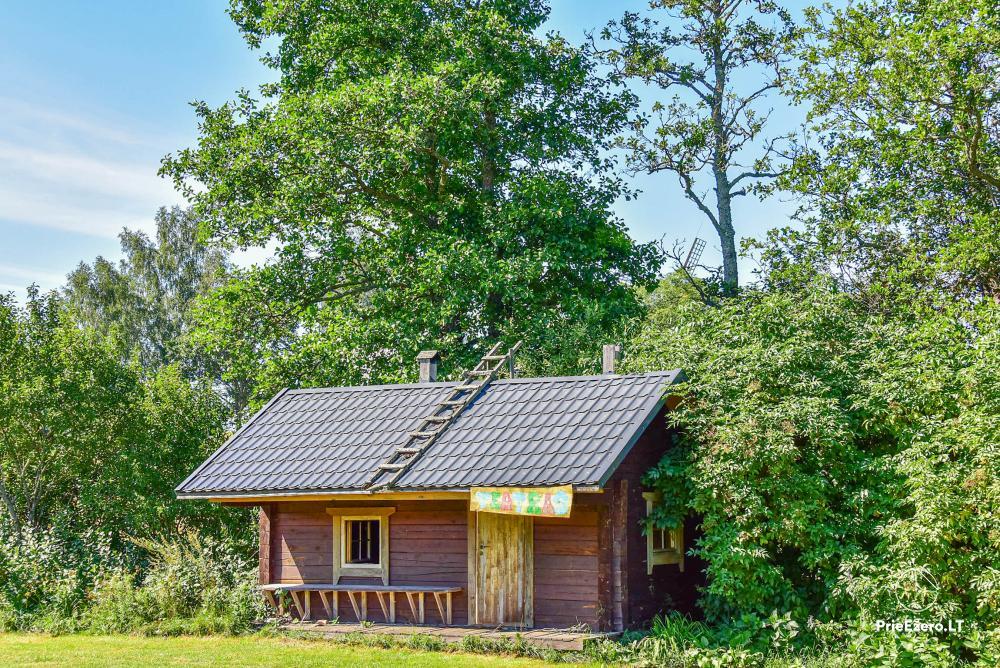 Sodyba Prie Vencavų malūno - gamtos mylėtojų rojus - 30