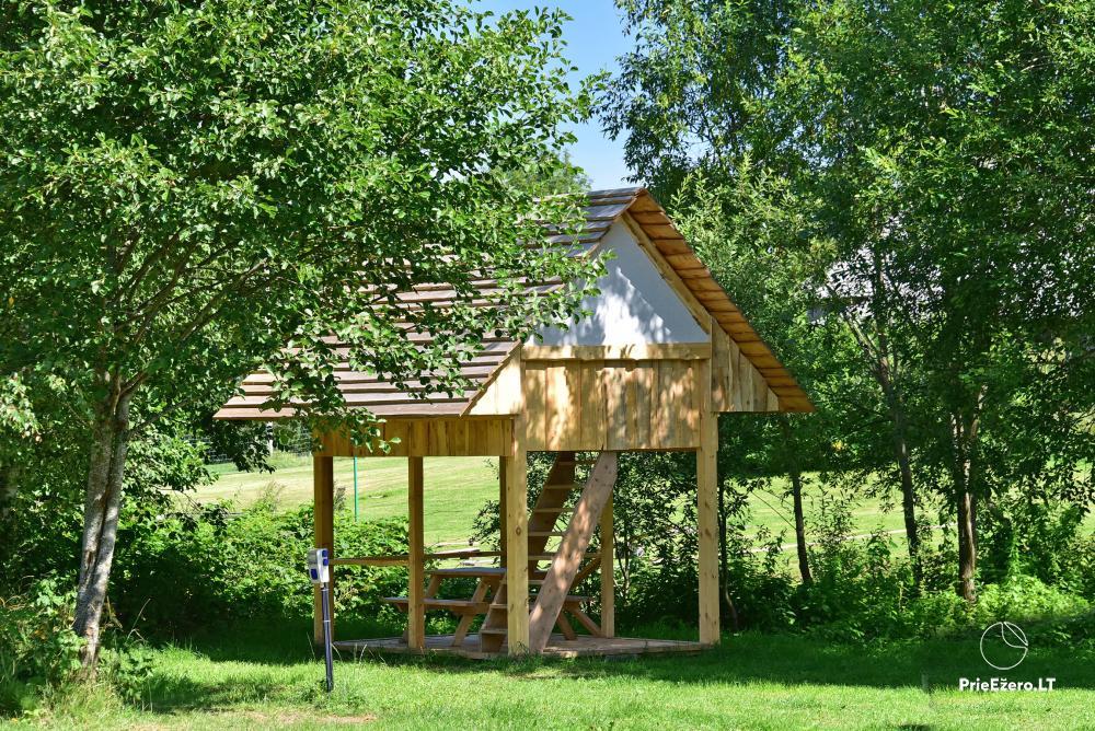 Sodyba Prie Vencavų malūno - gamtos mylėtojų rojus - 25