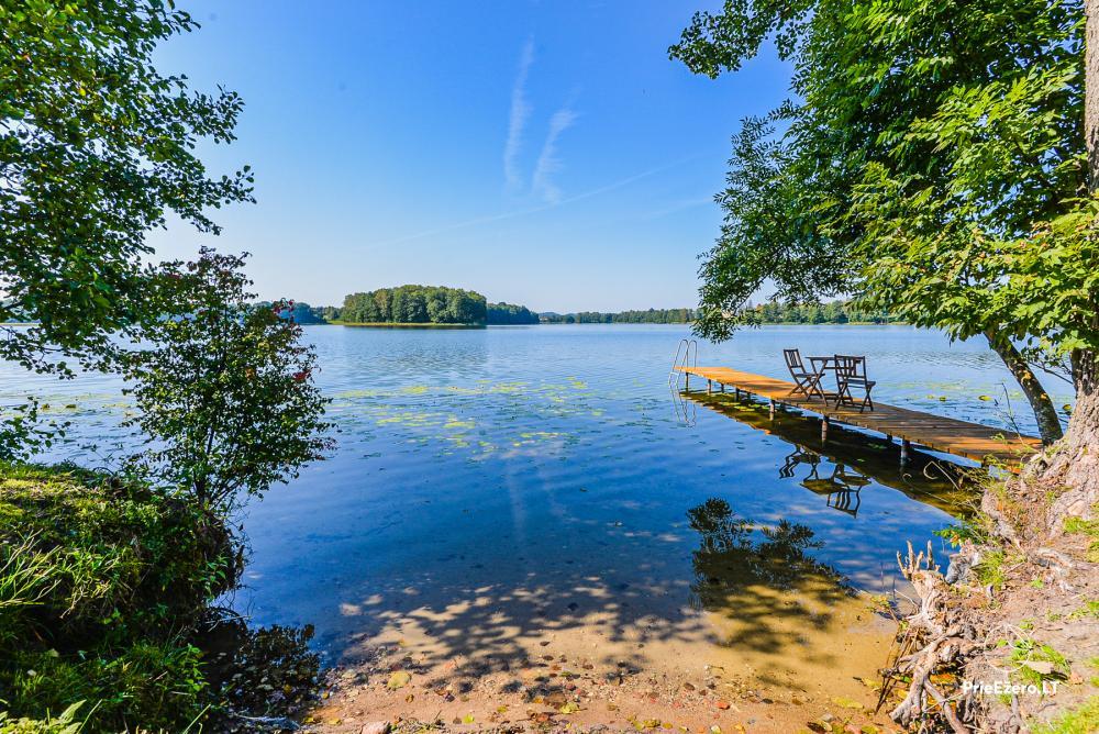 Atostogų namelis Volungė prie ežero kranto - 14