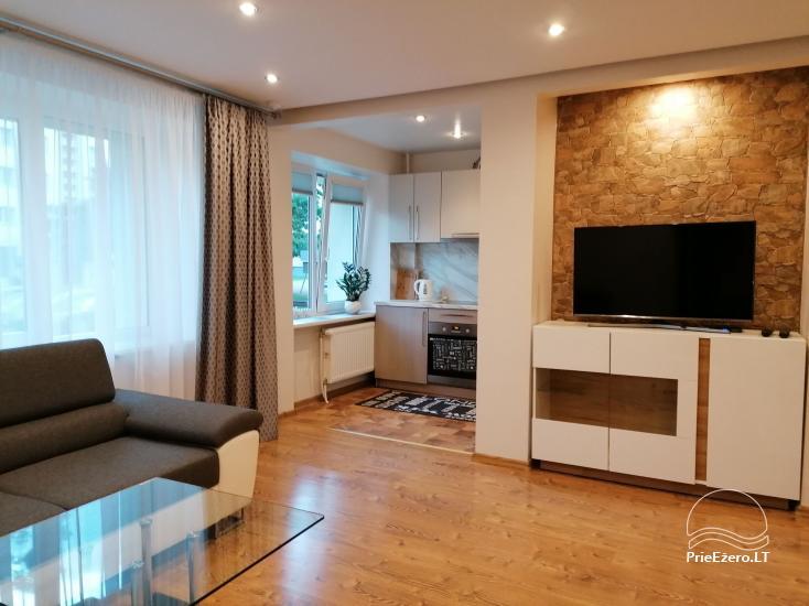Apartamentai Zarasuose - 1