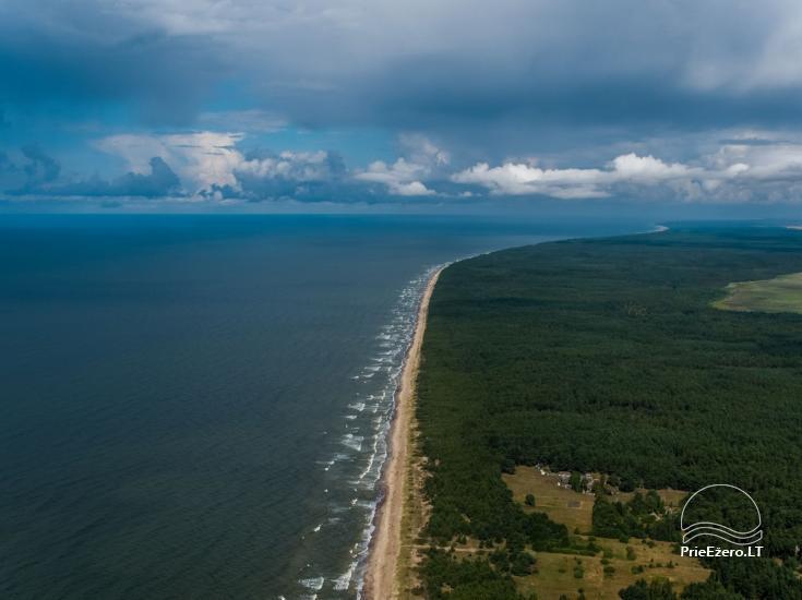 gamtosoaze.lt prie Baltijos jūros Papėje Latvijoje - 3