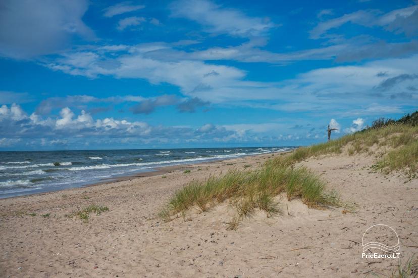 gamtosoaze.lt prie Baltijos jūros Papėje Latvijoje - 1