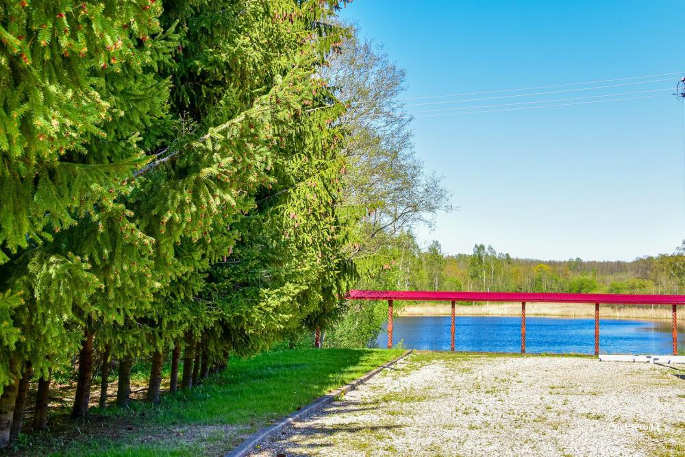 Sodyba prie Rašio ežero - iki ežero 100 m. Kubilas, valtis - 45