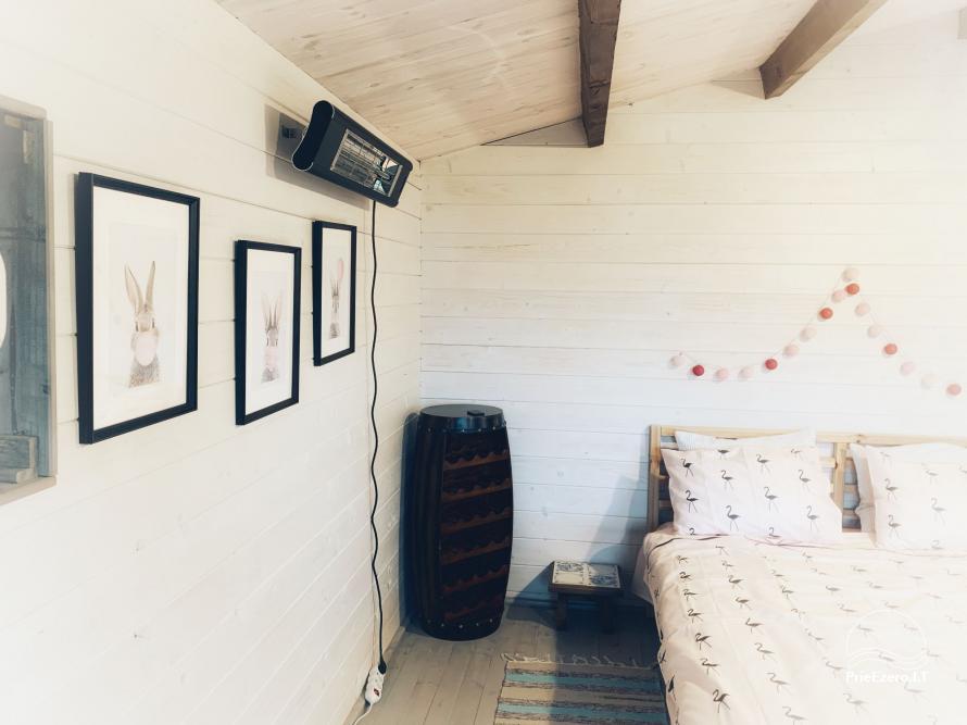 Wood house in Dvarcenai - Retreat in nature! - 10