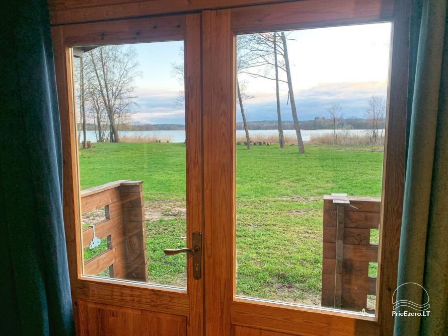 Wood house in Dvarcenai - Retreat in nature! - 15