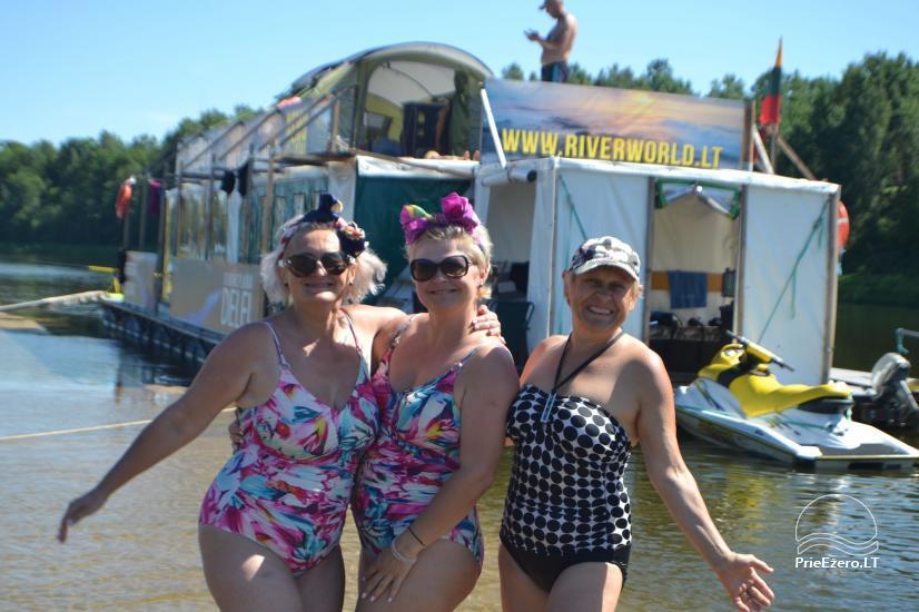 Unikalūs dviejų, trijų ir penkių dienų kruizai  Nemuno upe!!! - 32