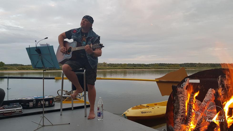 Unikalūs dviejų, trijų ir penkių dienų kruizai  Nemuno upe!!! - 36