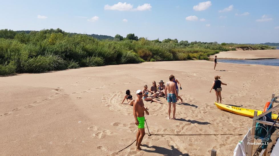 Unikalūs dviejų, trijų ir penkių dienų kruizai  Nemuno upe!!! - 38