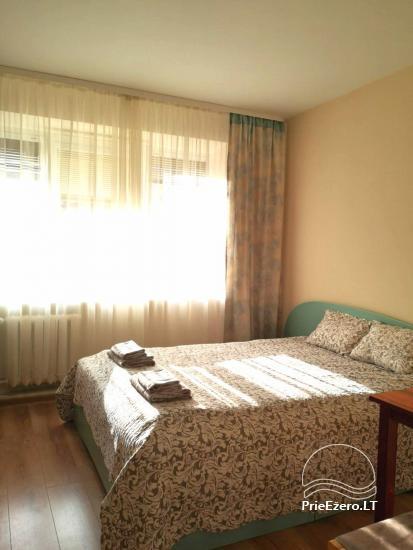 Druskininkų centre nuomojami jaukūs nedideli butai-studijos, Čiurlionio g., šalia Šaulio žiedo. - 2