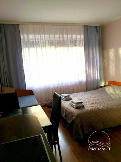 Druskininkų centre nuomojami jaukūs nedideli butai-studijos, Čiurlionio g., šalia Šaulio žiedo. - 4