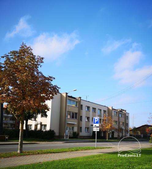 Druskininkų centre nuomojami jaukūs nedideli butai-studijos, Čiurlionio g., šalia Šaulio žiedo. - 9