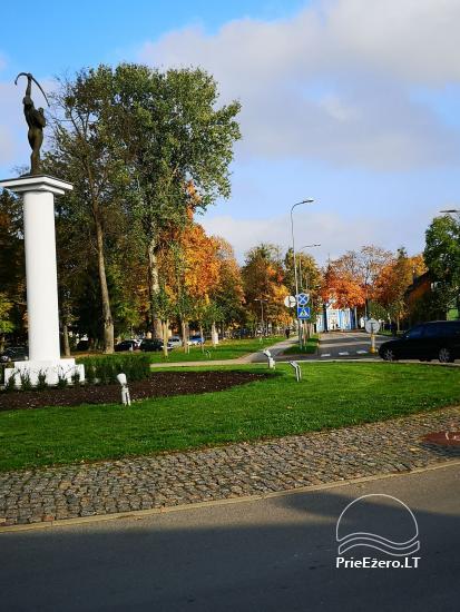 Druskininkų centre nuomojami jaukūs nedideli butai-studijos, Čiurlionio g., šalia Šaulio žiedo. - 10