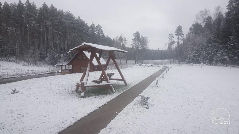 Pirties namelis šalia Druskininkų Pas Marių - 27