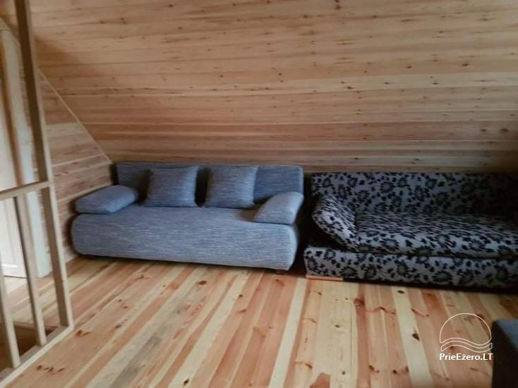 Pirties namelis šalia Druskininkų Pas Marių - 23
