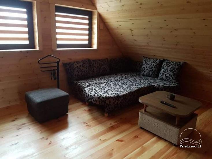 Pirties namelis šalia Druskininkų Pas Marių - 24