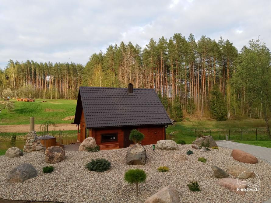 Pirties namelis šalia Druskininkų Pas Marių - 2