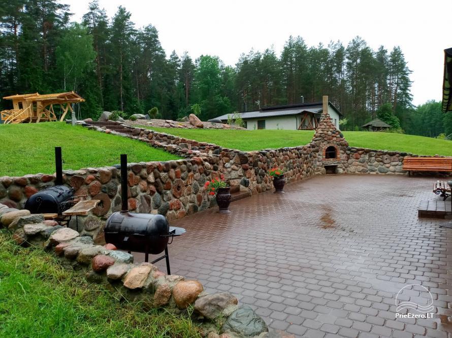 Pirties namelis šalia Druskininkų Pas Marių - 4