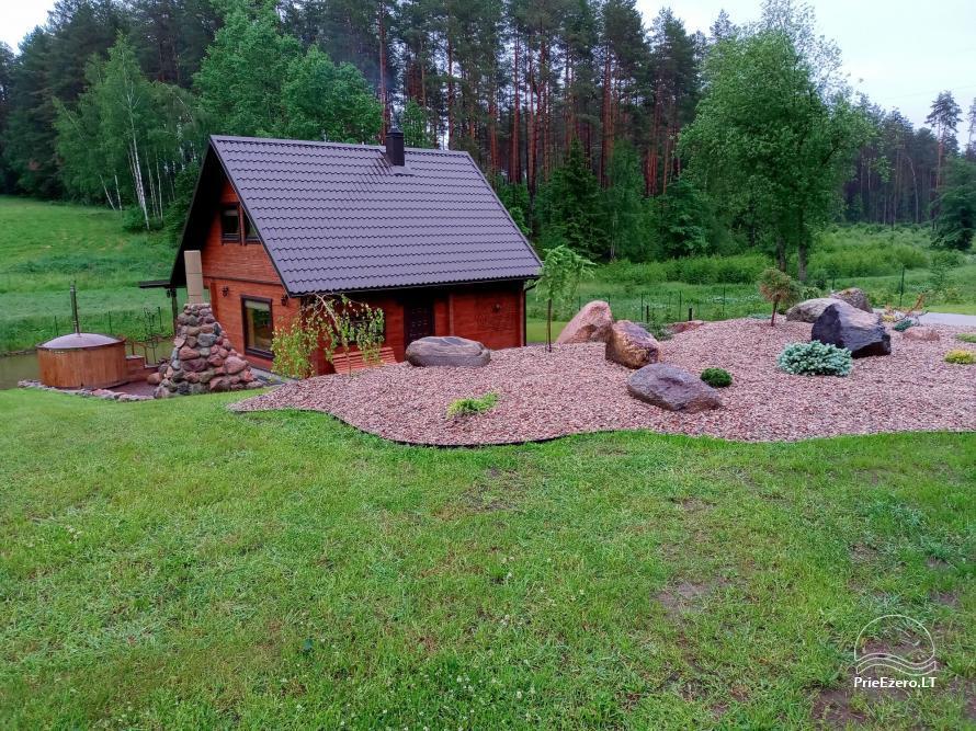 Pirties namelis šalia Druskininkų Pas Marių - 1