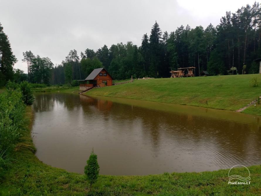 Pirties namelis šalia Druskininkų Pas Marių - 8