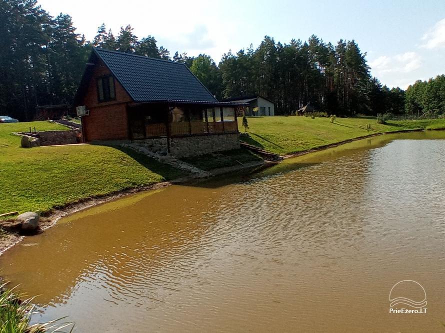 Pirties namelis šalia Druskininkų Pas Marių - 10