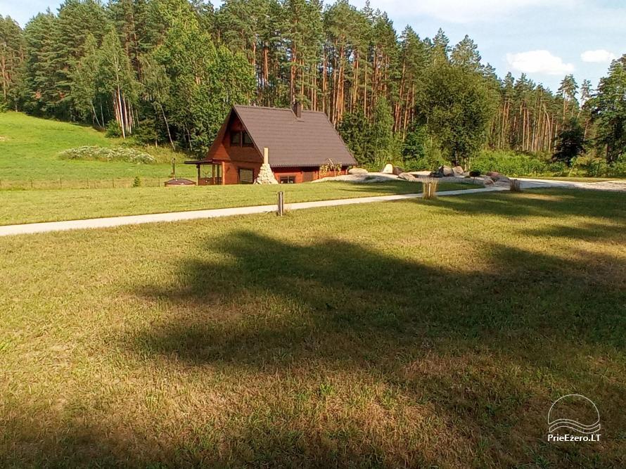 Pirties namelis šalia Druskininkų Pas Marių - 13