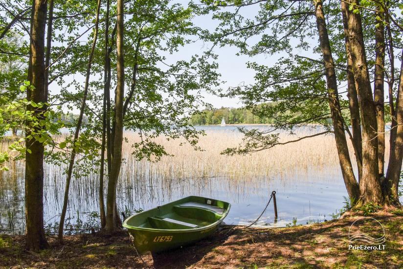 """""""Medaus pirtelė""""– 2-4 žm. prie ežero Trakų raj. - 31"""
