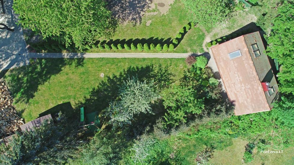 """""""Medaus pirtelė""""– 2-4 žm. prie ežero Trakų raj. - 46"""
