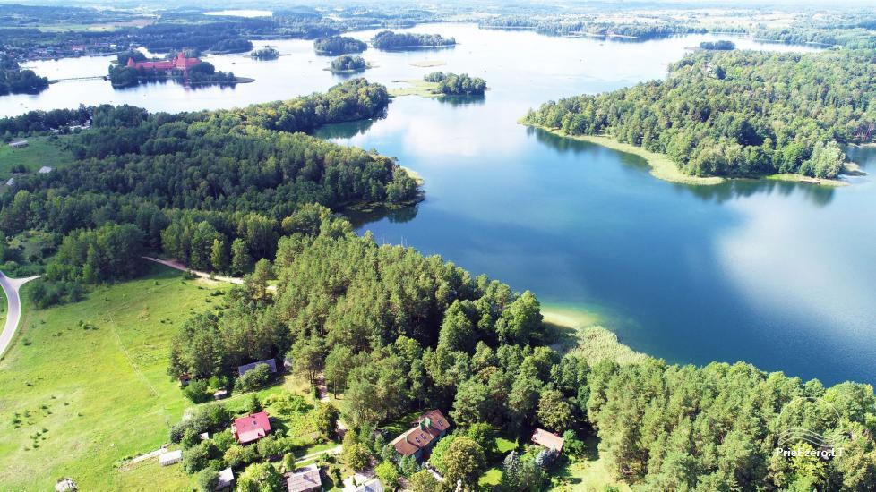 """""""Medaus pirtelė""""– 2-4 žm. prie ežero Trakų raj. - 41"""