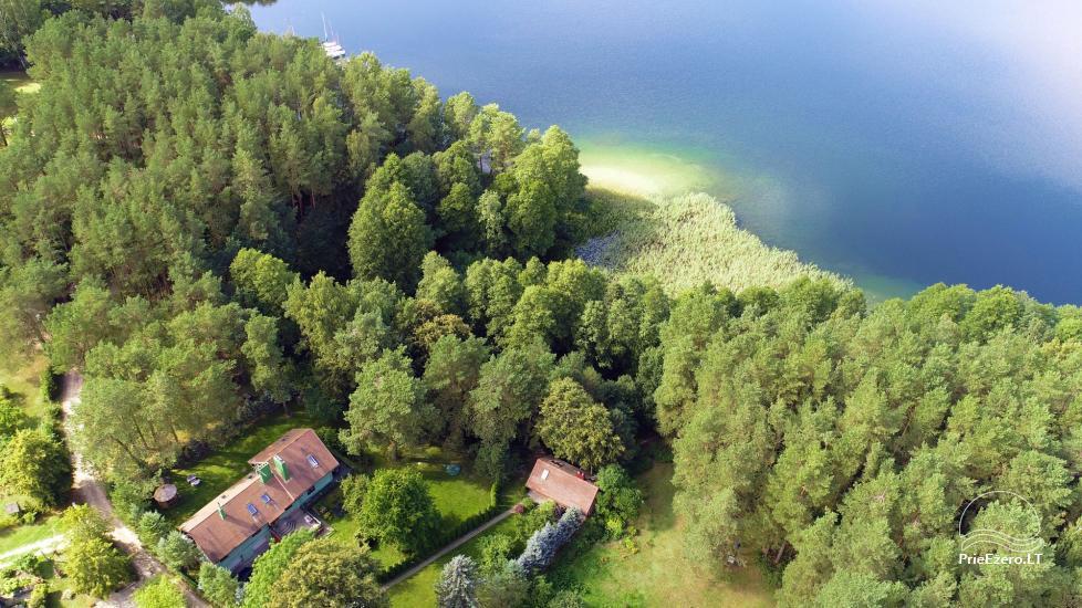 """""""Medaus pirtelė""""– 2-4 žm. prie ežero Trakų raj. - 38"""
