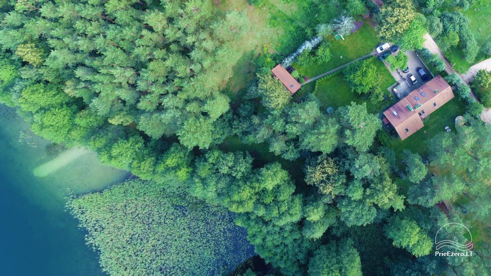 """""""Medaus pirtelė""""– 2-4 žm. prie ežero Trakų raj. - 47"""