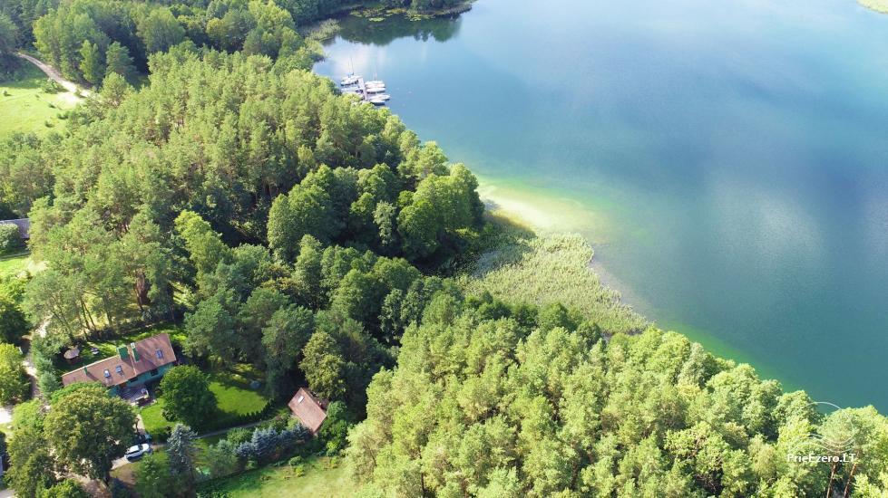"""""""Medaus pirtelė""""– 2-4 žm. prie ežero Trakų raj. - 39"""