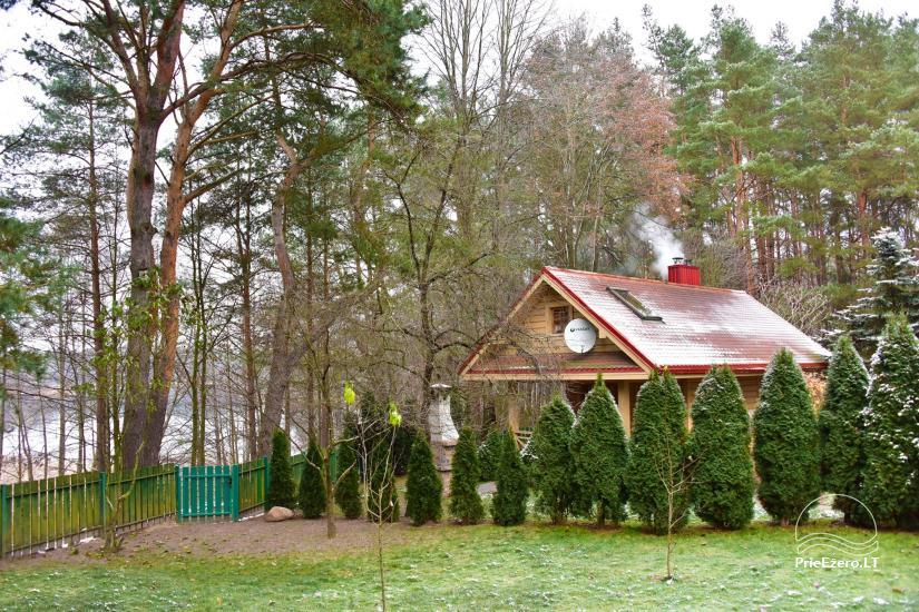 """""""Medaus pirtelė""""– 2-4 žm. prie ežero Trakų raj. - 9"""