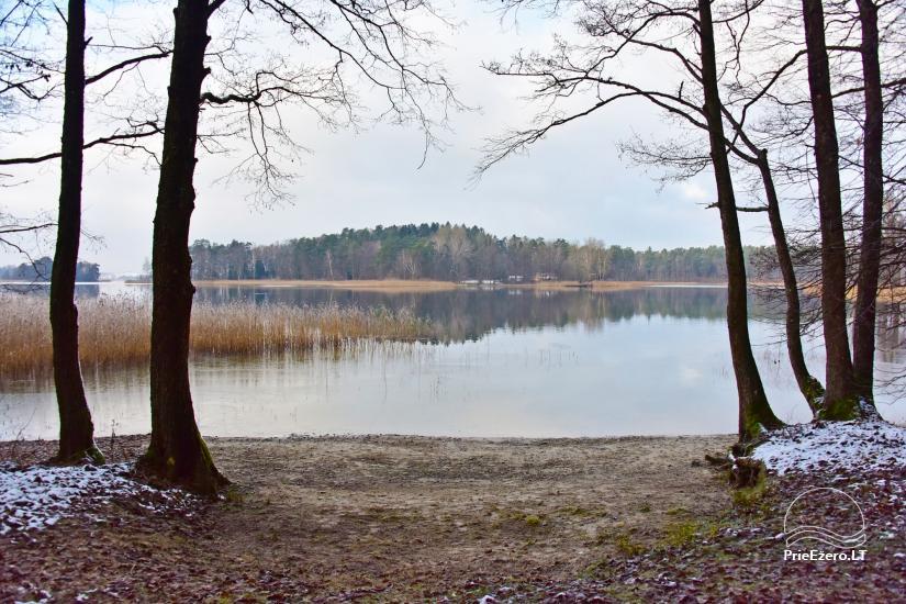 """""""Medaus pirtelė""""– 2-4 žm. prie ežero Trakų raj. - 29"""