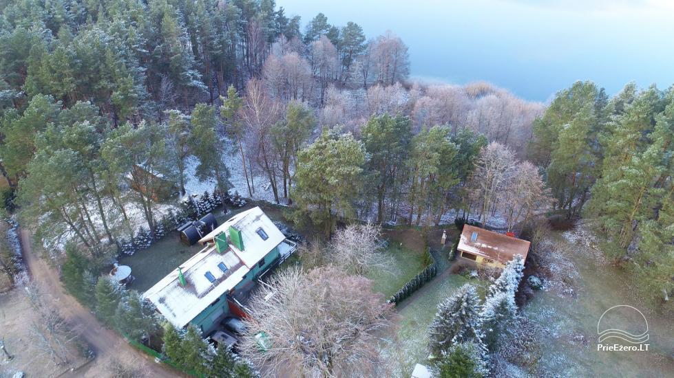 """""""Medaus pirtelė""""– 2-4 žm. prie ežero Trakų raj. - 49"""