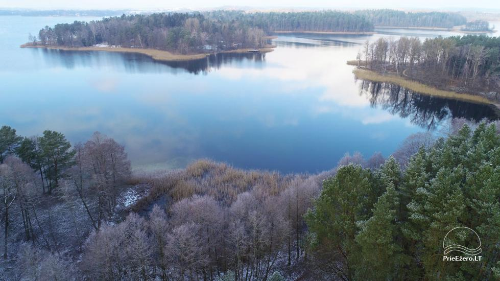 """""""Medaus pirtelė""""– 2-4 žm. prie ežero Trakų raj. - 54"""