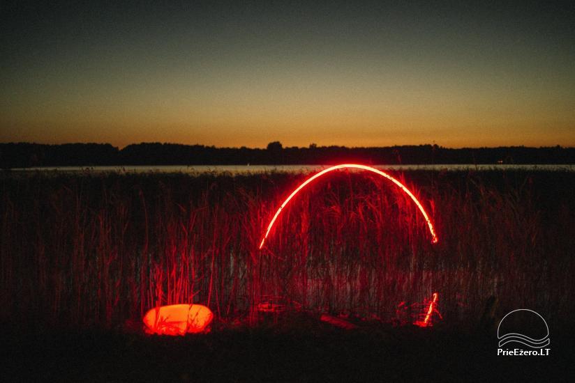 Pusiasalis – unikali erdvė renginiams Trakų rajone prie Skaisčio ežero - 6