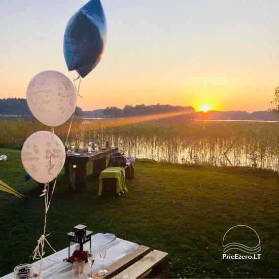 Pusiasalis – unikali erdvė renginiams Trakų rajone prie Skaisčio ežero - 7