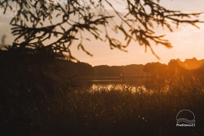 Pusiasalis – unikali erdvė renginiams Trakų rajone prie Skaisčio ežero - 9