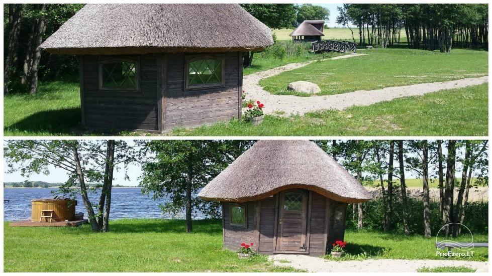 """Namelis ant ežero kranto, Alytaus rajone – sodyba """"Atesys"""" - 36"""