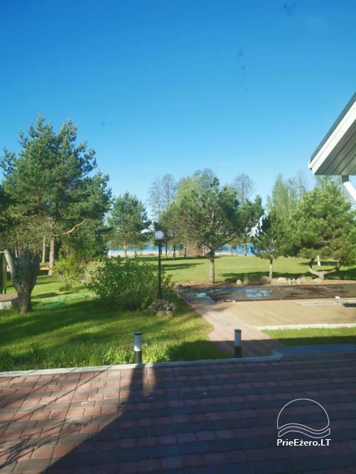 C-LT Lakeside apartment - apartamentų nuoma ant Stirnių ežero kranto - 5