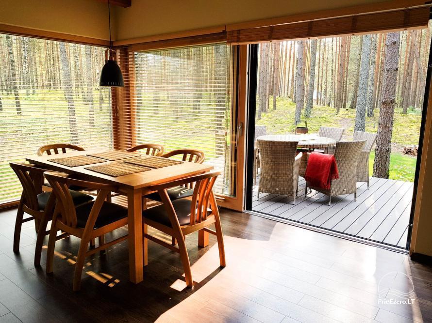 Apartamentai miške prie Ilgio ežero Vila Natura - 3
