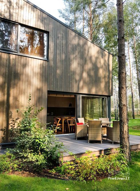 Apartamentai miške prie Ilgio ežero Vila Natura - 4