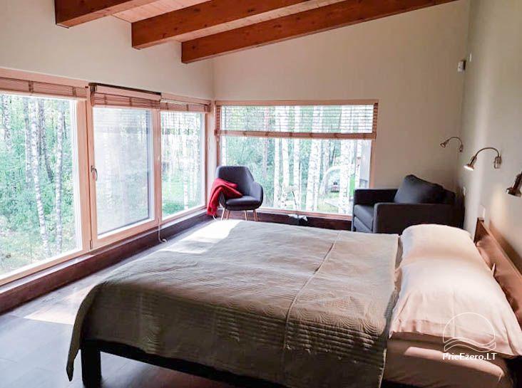 Apartamentai miške prie Ilgio ežero Vila Natura - 5