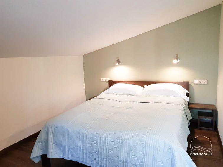Apartamentai miške prie Ilgio ežero Vila Natura - 6