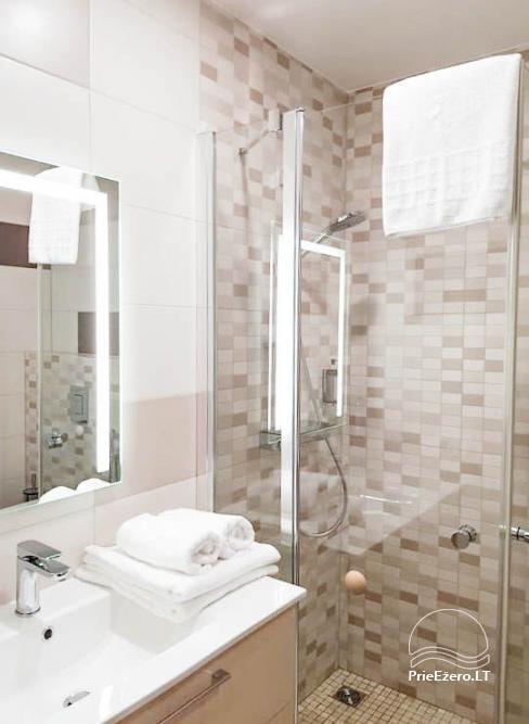 Apartamentai miške prie Ilgio ežero Vila Natura - 8