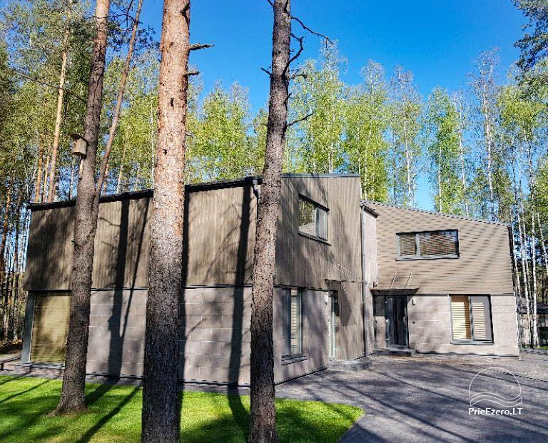 Apartamentai miške prie Ilgio ežero Vila Natura - 10